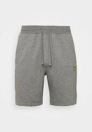 Korte broeken - mid grey marl