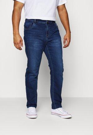 PRINZE PLUS - Straight leg jeans - dark used