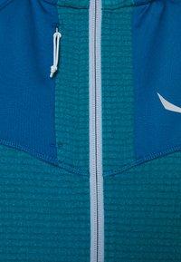 Salewa - PEDROC - Fleece jacket - blue sapphire - 2