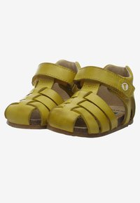 Naturino - ALBY halboffener - Baby shoes - gold - 2