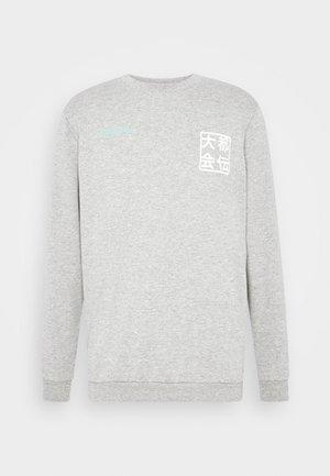 JORTOKYO BAY CREW NECK - Sweatshirt - light grey melange