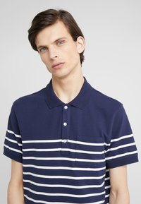 J.CREW - BRETTON - Polo shirt - dark blue - 3