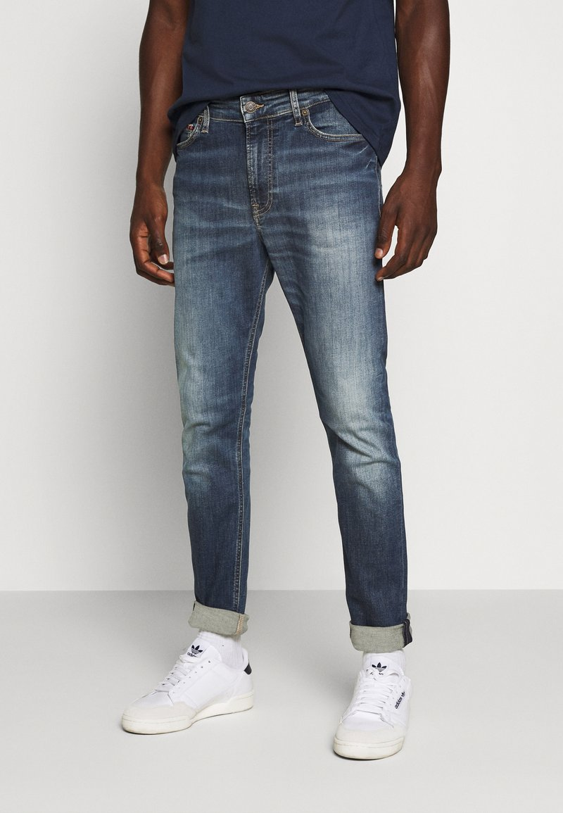 Tommy Jeans - SIMON  - Jeans Skinny Fit - danny dark blue stretch