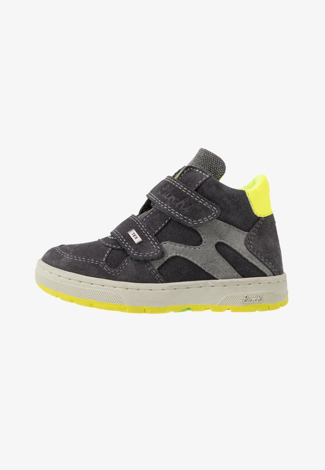 DAMIAN TEX - Sneakers hoog - charcoal