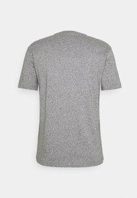 Champion Rochester - GRAPHIC SHOP CREWNECK - Print T-shirt - mottled grey - 1