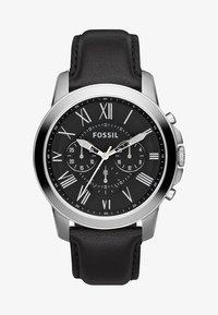 Fossil - GRANT - Watch - schwarz/silver-coloured - 1
