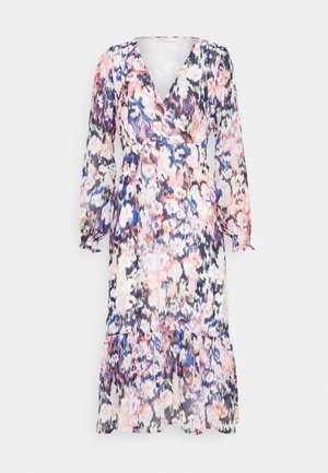 ONLZOE MIDI DRESS - Robe d'été - cloud dancer