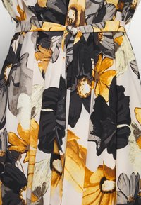 Object - OBJLARA 2/4 LONG KIMONO A FAIR - Lett jakke - beige - 5