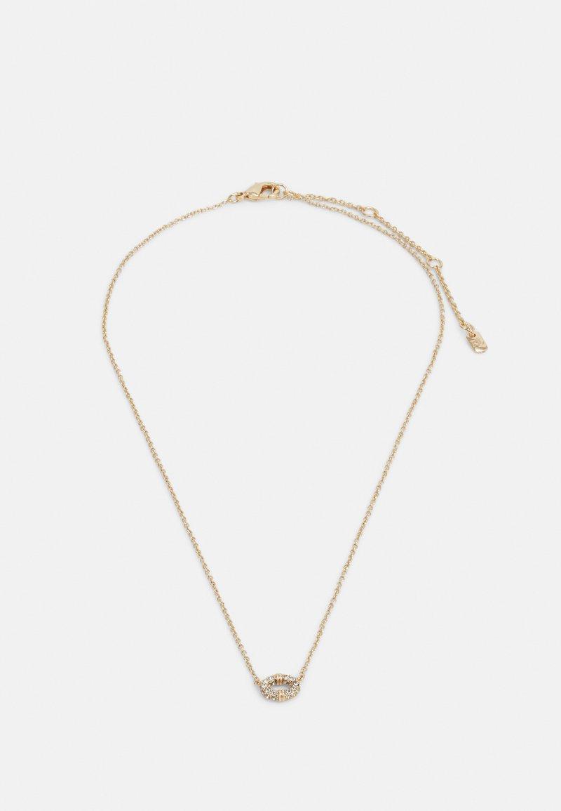 Lauren Ralph Lauren - CARDED LINK PENDANT - Necklace - gold-coloured