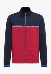 Petrol Industries - Zip-up hoodie - fire red - 4