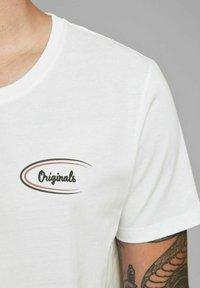 Jack & Jones - Print T-shirt - white - 4
