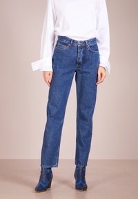 Won Hundred - PEARL - Jean droit - stone blue - 0