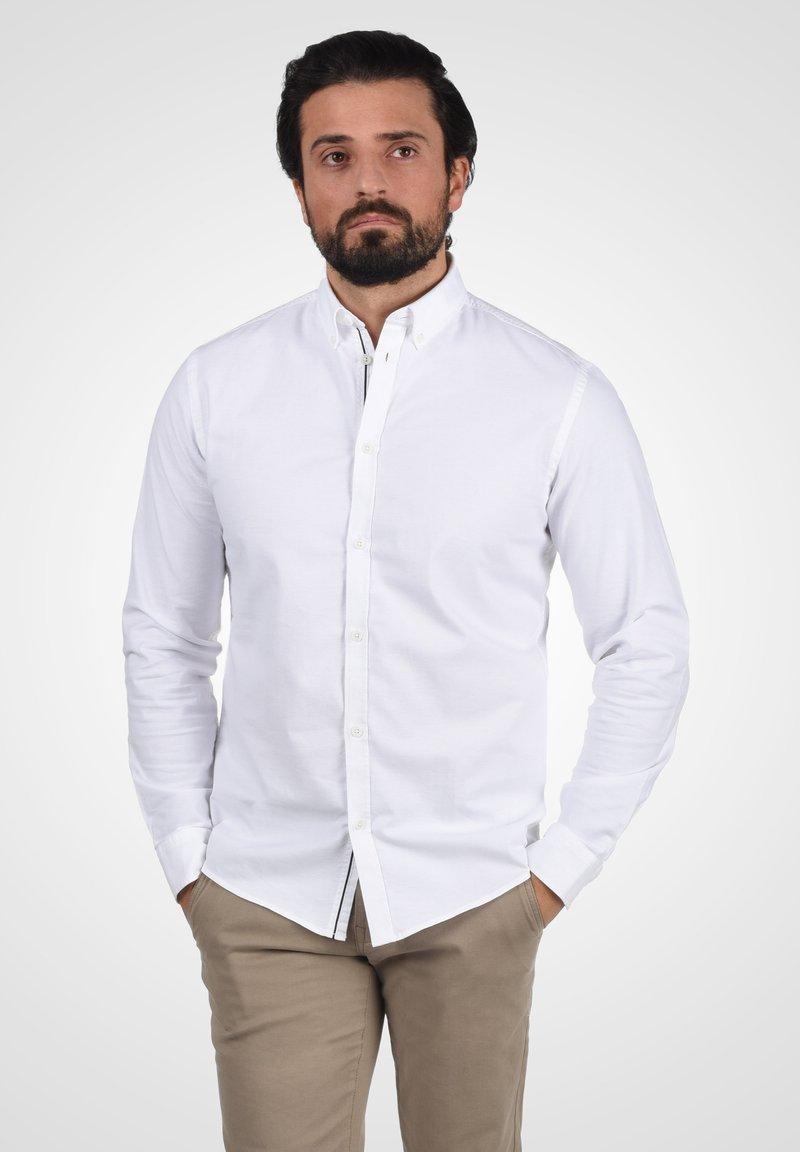 Solid - ALLI - Shirt - white