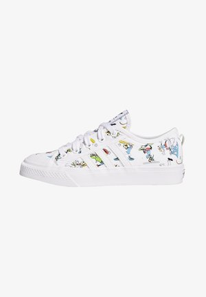 NIZZA X DISNEY SPORT GOOFY SHOES - Trainers - white