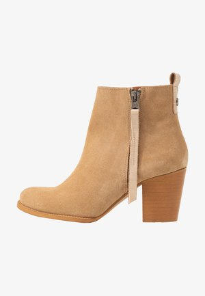 NALE - Ankle boots - milda sand/rabat sand