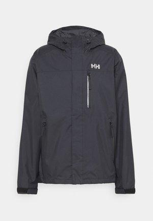 VANCOUVER JACKET - Hardshell jacket - black