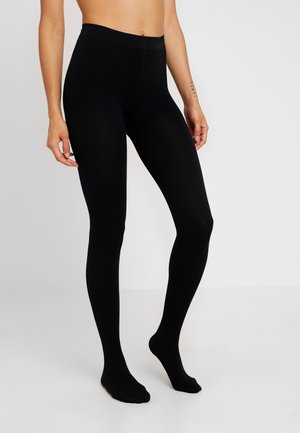 TIGHTS COSY WINTER - Sukkahousut - black