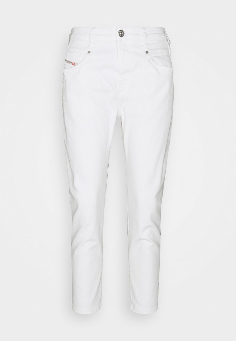 Diesel - FAYZA - Relaxed fit jeans - white