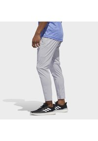 adidas Performance - AEROREADY 3-STRIPES PANTS - Tracksuit bottoms - grey - 3