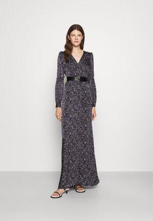 HIPPIE - Maxi dress - deep purple