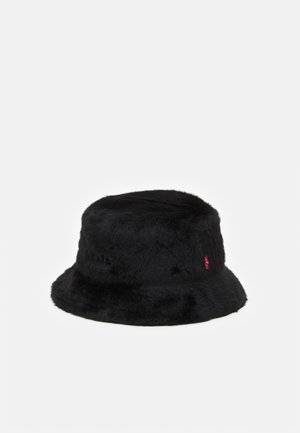 WOMENS COZY BUCKET HAT - Czapka - regular black