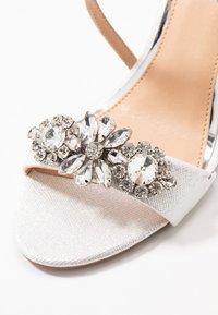Wallis - SIENNA - High heeled sandals - white - 2