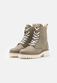 Marc O'Polo - LICIA  - Lace-up ankle boots - light oliv - 2