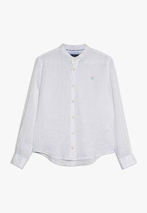 PLAIN - Camicia - white