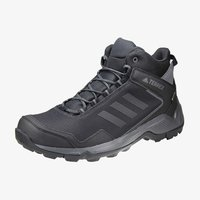 adidas Performance - TERREX EASTRAIL MID GTX SHOES - Hiking shoes - grey/black - 0