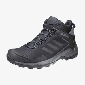 TERREX EASTRAIL MID GTX SHOES - Zapatillas de senderismo - grey/black