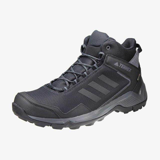 TERREX EASTRAIL MID GTX SHOES - Hikingsko - grey/black