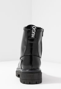 HUGO - ALPHA BOOTIE - Lace-up ankle boots - black - 5
