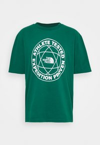 The North Face - FIFTH TEE - Print T-shirt - evergreen - 3