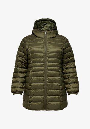 Winter coat - beech