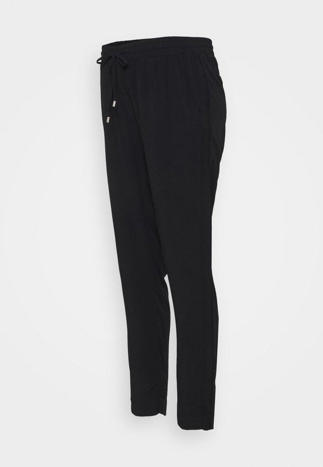 GLADYCE - Pantaloni - black