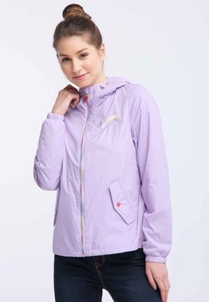 Outdoor jacket - lilac