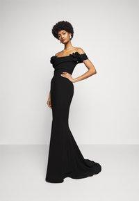 Marchesa - Společenské šaty - black - 1