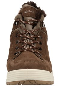 IGI&CO - Lace-up ankle boots - brown - 5