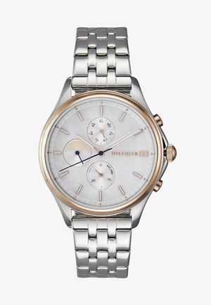 CASUAL - Reloj - silver-coloured