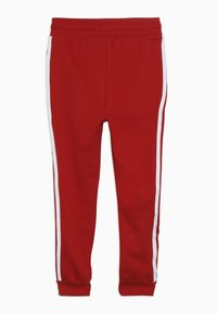 adidas Originals - TREFOIL PANTS - Tracksuit bottoms - red - 1
