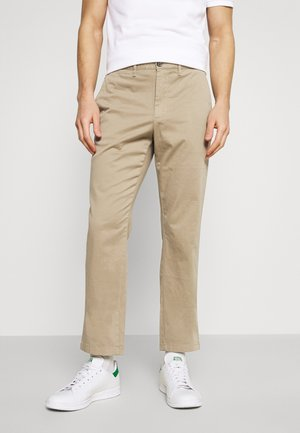 DENTON FLEX   - Chinos - beige