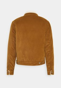 Levi's® Made & Crafted - LMC QUILTED ZIP JACKET UNISEX - Jas - lmc dark ginger - 1