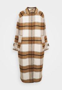 ENCAMPDEN JACKET - Klasický kabát - brown