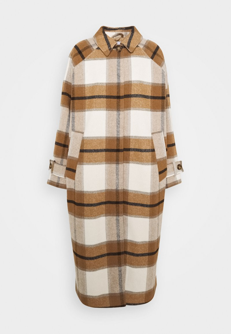 Envii - ENCAMPDEN JACKET - Klasický kabát - brown