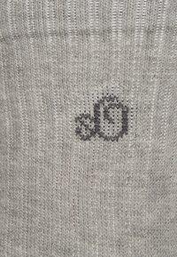 s.Oliver - CLASSIC SPORT 6 PACK - Strumpor - grey - 3