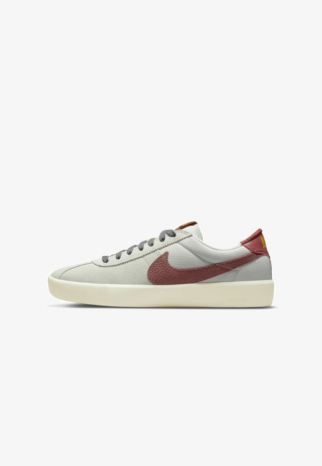 BRUIN REACT - Sneakersy niskie - photon dust/photon dust/smoke grey/canyon rust