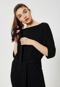 Talence - Vestito di maglina - noir - 3