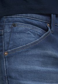Jack & Jones - REX - Jeans Shorts - blue denim - 5