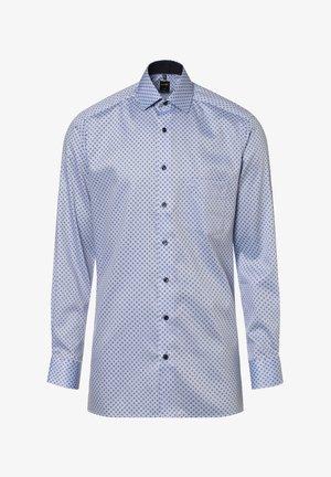 Formal shirt - hellblau marine