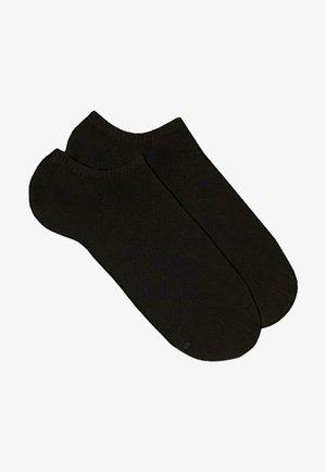 2PACK - Trainer socks - schwarz